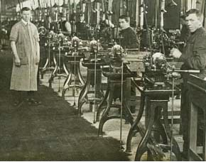 Milling section 1912